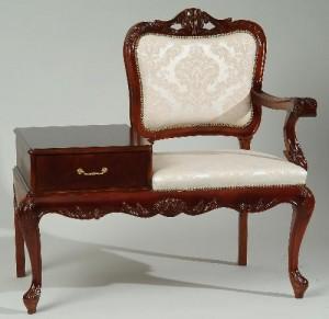 Fotel - stolik