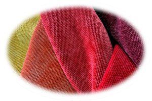 różnorodność tkanin